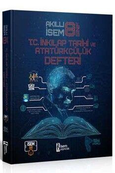 İsem Yayınları 8. Sınıf T.C İnkılap Tarihi ve Atatürkçülük Akıllı İsem Defteri