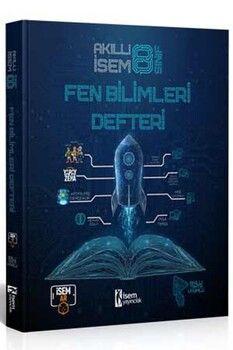İsem Yayınları 8. Sınıf Fen Bilimleri Akıllı İsem Defteri