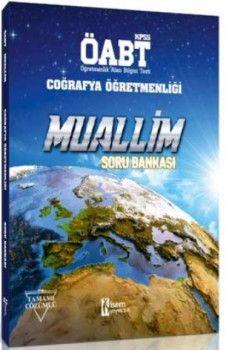 İsem Yayınları ÖABT Muallim Coğrafya Öğretmenliği Tamamı Çözümlü Soru Bankası