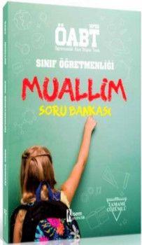İsem Yayınları ÖABT Muallim Sınıf Öğretmenliği Tamamı Çözümlü Soru Bankası