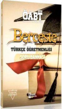 İsem Yayınları ÖABT Berceste Türkçe Öğretmenliği Tamamı Çözümlü Soru Bankası