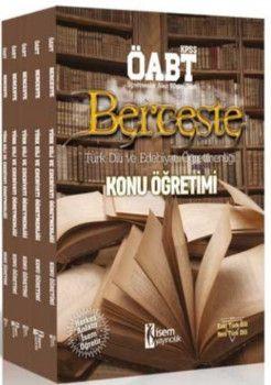 İsem Yayınları 2018 ÖABT BERCESTE Türk Dili Edebiyatı Öğretmenliği konu Anlatımlı Modüler Set