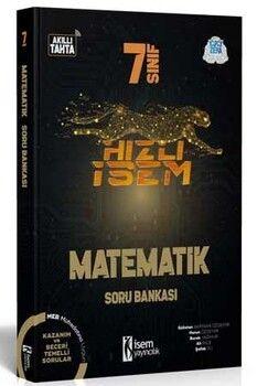 İsem Yayınları 7. Sınıf Matematik Hızlı İsem Soru Bankası