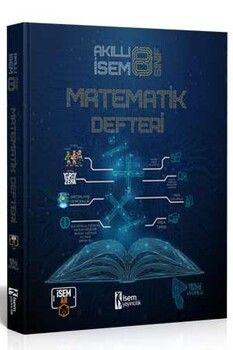 İsem Yayınları 8. Sınıf Akıllı İsem Matematik Defteri