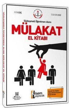 İsem Yayınları Sözleşmeli Öğretmen Alımı Mülakat El Kitabı