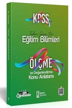 İsem Yayınları KPSS Eğitim Bilimleri Ölçme ve Değerlendirme Konu Anlatımı