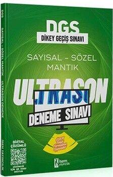 İsem Yayınları 2021 DGS ÖSYM Tarzı UltraSon Deneme Sınavı