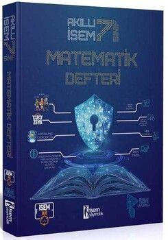 İsem Yayınları 7. Sınıf Matematik Akıllı Defteri