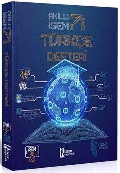İsem Yayınları 7. Sınıf Türkçe Akıllı Defteri