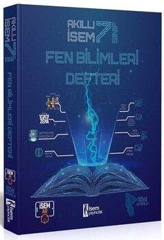 İsem Yayınları 7. Sınıf Fen Bilimleri Akıllı Defteri