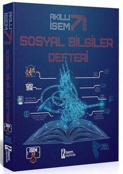 İsem Yayınları 7. Sınıf Sosyal Bilgiler Akıllı Defteri