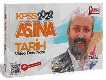 İsem Yayınları 2022 KPSS Tarih Aşina Video Ders Notu