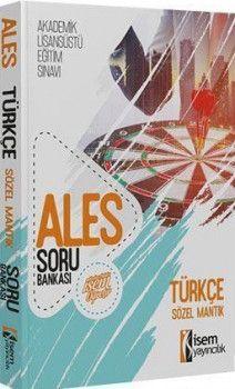 İsem Yayınları ALES Türkçe Sözel Mantık Soru Bankası