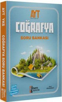 İsem Yayınları AYT Coğrafya Soru Bankası