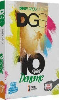 İsem Yayınları DGS 10 Fasikül Deneme