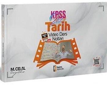 İsem Yayınları2021 KPSS Genel Kültür Tarih Video Ders Notları