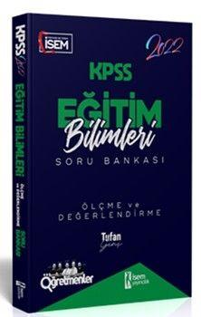 İsem Yayınları2022 KPSS Eğitim Bilimleri Ölçme ve Değerlendirme Çözümlü Soru Bankası