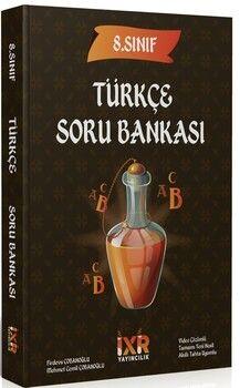 İsem Yayınları8. Sınıf Türkçe İXİR Soru Bankası