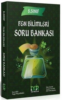 İsem Yayınları8. Sınıf Fen Bilimleri İXİR Soru Bankası