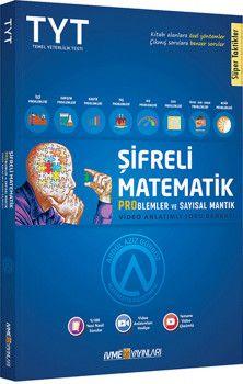 İvme Yayınları TYT Şifreli Matematik Problemler ve Sayısal Mantık Video Anlatımlı Soru Bankası