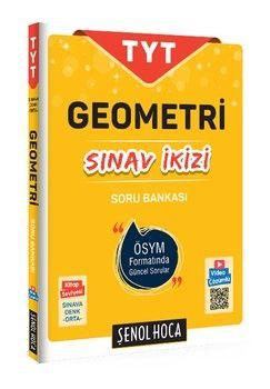 Şenol Hoca TYT Geometri Sınav İkizi Soru Bankası