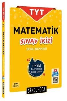 Şenol Hoca TYT Matematik Sınav İkizi Soru Bankası