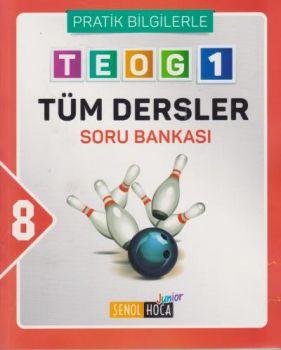 Şenol Hoca Yayınları 8. Sınıf TEOG 1 Tüm Dersler Soru Bankası