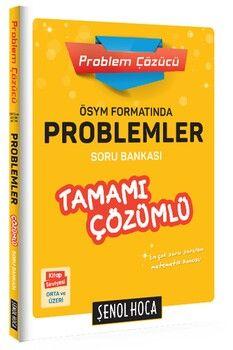 Şenol Hoca YayınlarıÖSYM Formatında Problemler Tamamı Çözümlü Soru Bankası