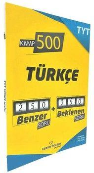 Canım Hocam Yayınları TYT Türkçe Kamp 500 Denemesi