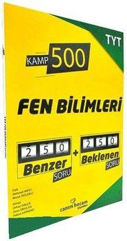Canım Hocam Yayınları TYT Fen Bilimleri Kamp 500 Denemesi