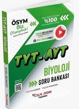 Celal Aydın TYT AYT Biyoloji Soru Bankası