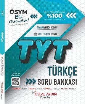 Celal Aydın TYT Türkçe Soru Bankası