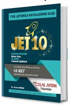 Celal Aydın Yayınları Tüm Sınavlara Yönelik Jet 10 Konu Özeti ve Çözümü