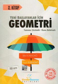 Cevdet Özsever Geometri 2. Kitap Tamamı Çözümlü Konu Anlatımlı 789 Soru