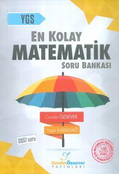 Cevdet Özsever Yayınları YGS Matematik Soru Bankası