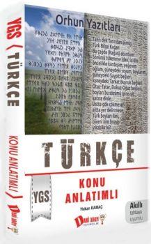 Dahi Adam Yayınları YGS Türkçe Konu Anlatımlı