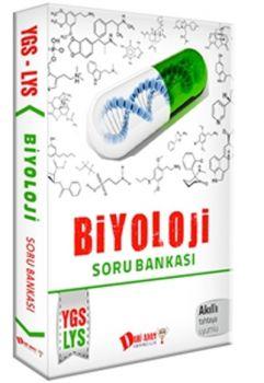 Dahi Adam Yayınları YGS LYS Biyoloji Soru Bankası