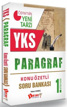 Dahi Adam Yayınları YKS 1. Oturum TYT Paragraf Konu Özetli Soru Bankası