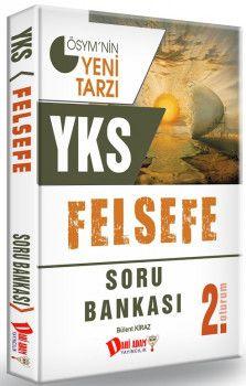 Dahi Adam Yayınları YKS 2. Oturum Felsefe Soru Bankası