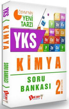 Dahi Adam Yayınları YKS 2. Oturum Kimya Soru Bankası
