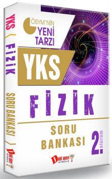 Dahi Adam Yayınları YKS 2. Oturum Fizik Soru Bankası