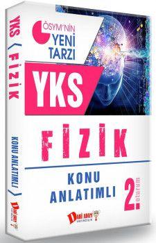 Dahi Adam Yayınları YKS 2. Oturum Fizik Konu Anlatımlı