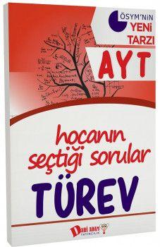 Dahi Adam Yayınları YKS 2. Oturum AYT Türev Hocanın Seçtiği Sorular