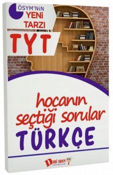 Dahi Adam Yayınları YKS 1. Oturum TYT Türkçe Hocanın Seçtiği Sorular