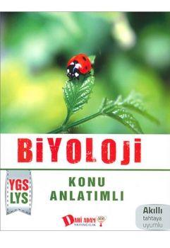 Dahi Adam YGS LYS Biyoloji Konu Anlatımlı