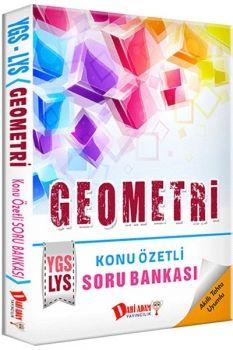 Dahi Adam YGS LYS Geometri Konu Özetli Soru Bankası