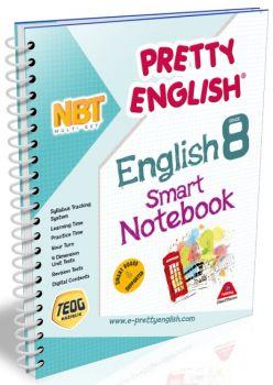 Damla Yayınevi 8. Sınıf Pretty English Smart Notebook