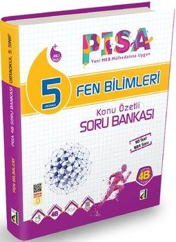 Damla Yayınları 5. Sınıf PISA Fen Bilimleri Konu Özetli Soru Bankası