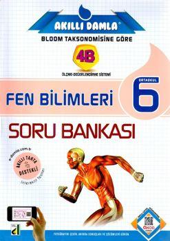 Damla Yayınları 6. Sınıf Fen Bilimleri Soru Bankası