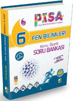 Damla Yayınları 6. Sınıf PISA Fen Bilimleri Konu Özetli Soru Bankası